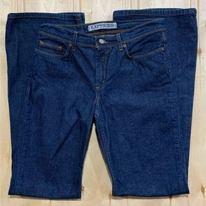 Express Precision Fit Hipster Flare Jeans Sz. 5/6